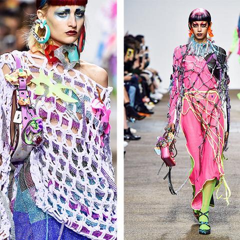 fashion predictions 2017: 1980s