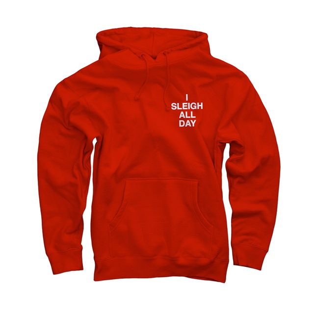 Beyoncé I Sleigh Red Pullover