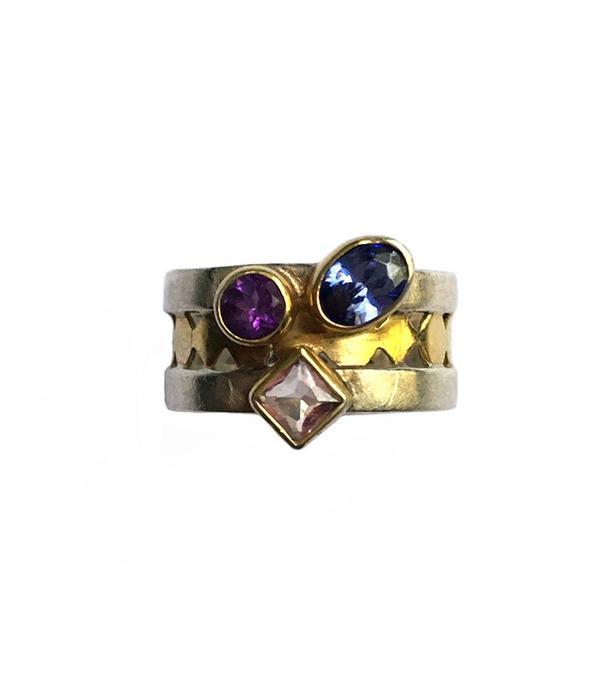 Petra Von Kant Oddity Eyelet Ring