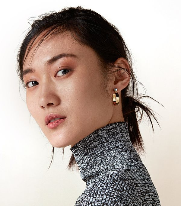Finery Hurlock Hoop Earrings