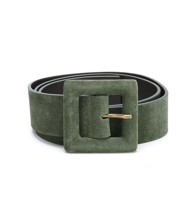 Orciani Large Buckle Belt