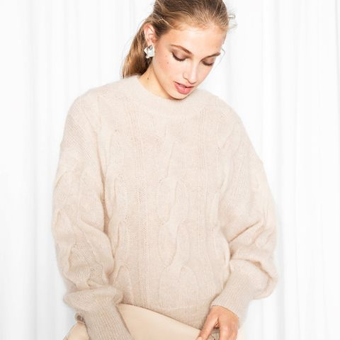 Braids Merino Wool Knit
