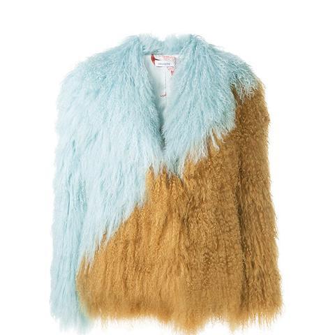 Mongolian Heart Wool Jacket