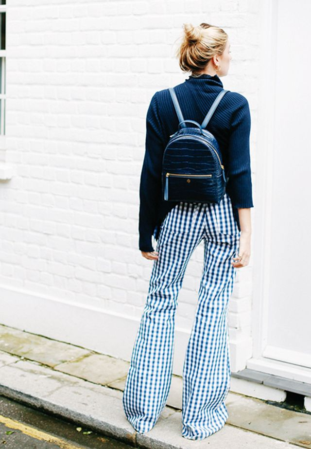 2017 Idea #3: Gingham Will Be THE Print