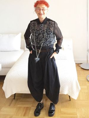 This New Yorker in Her 70s Has the Most Stylish Instagram
