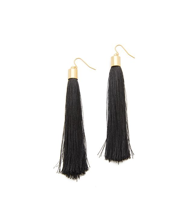 Adia Kibur Zoe Tassel Earrings