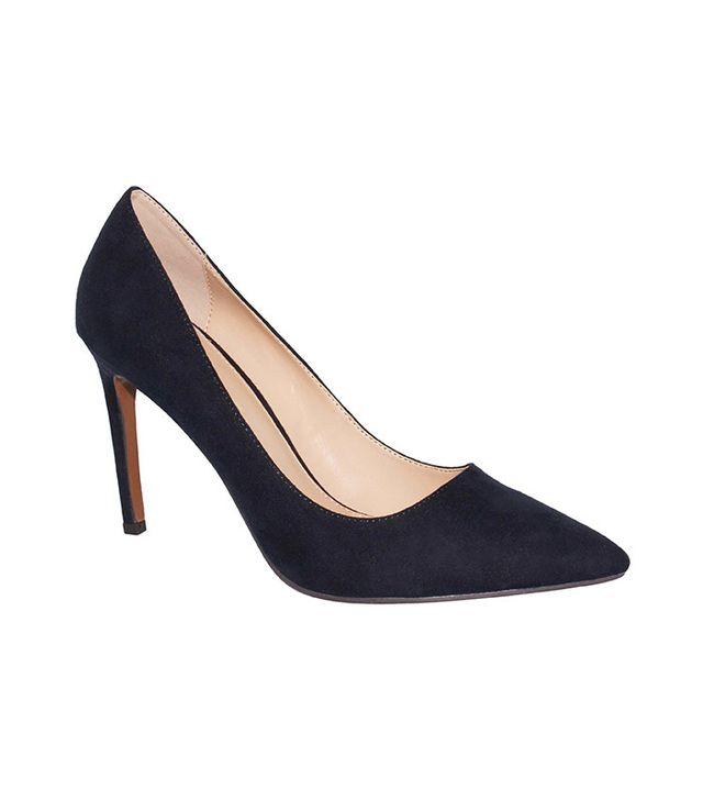 Who What Wear Ally Microsuede Pumps