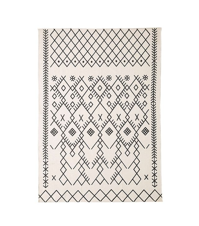 Urban Outfitters Printed Boucherouite Rug