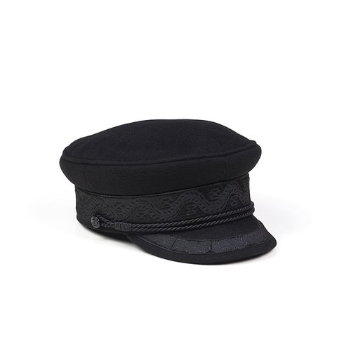 Riviera Cap in Black