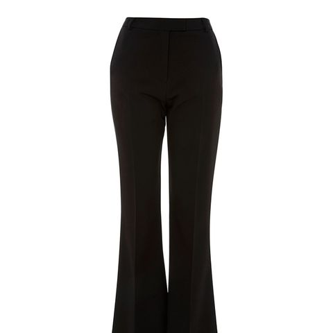 Slim Flare Trousers