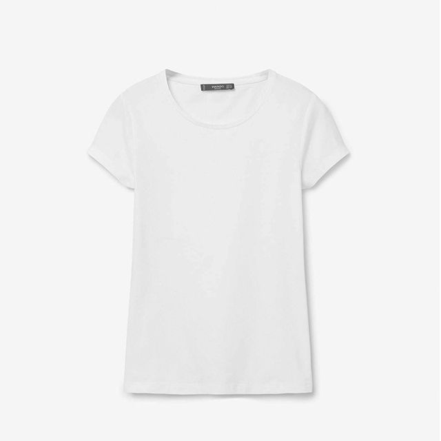 Mango Cotton t-shirt