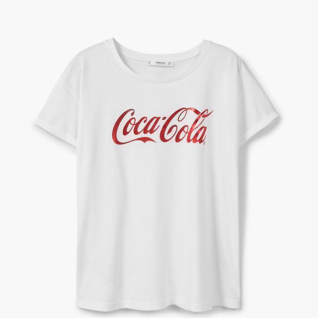Mango Coca-Cola T-Shirt