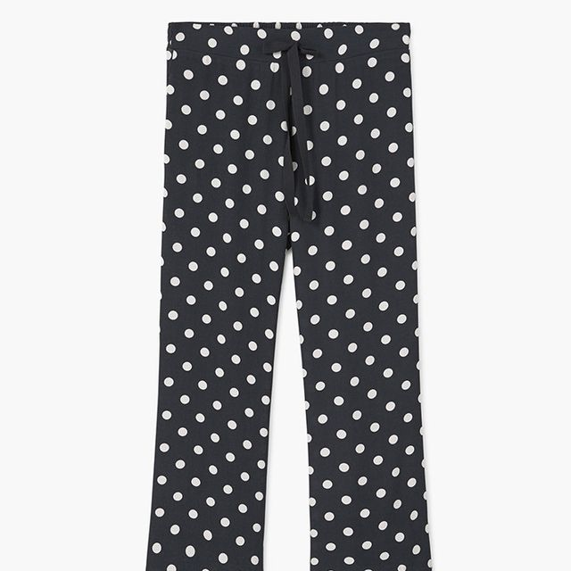 Mango Polka-Dot Trousers