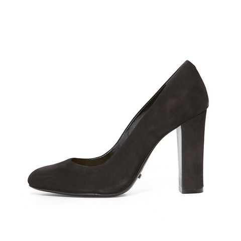 Mariony Suede Pumps