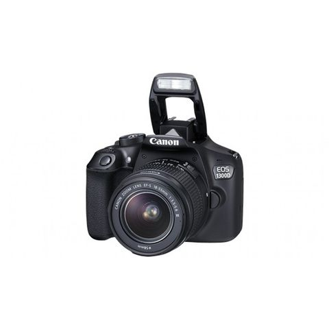 EOS 1300D Digital SLR Camera (with 18-55mm Lens)