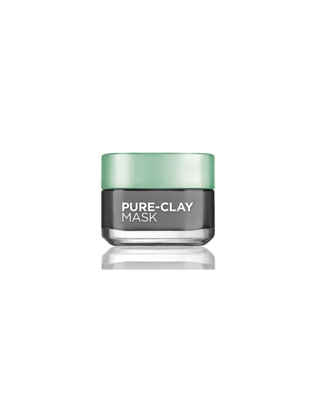 L'Oreal Paris Pure Clay Mask Detoxifying & Brightening Charcoal