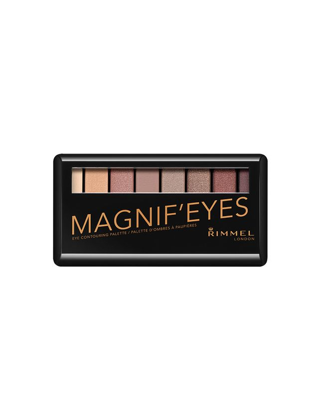 Rimmel Magnif'Eyes Eyeshadow Palette in Keep Calm & Wear Gold
