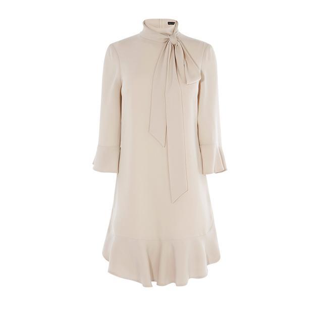 Karen Millen Ingenue Ruffle Dress