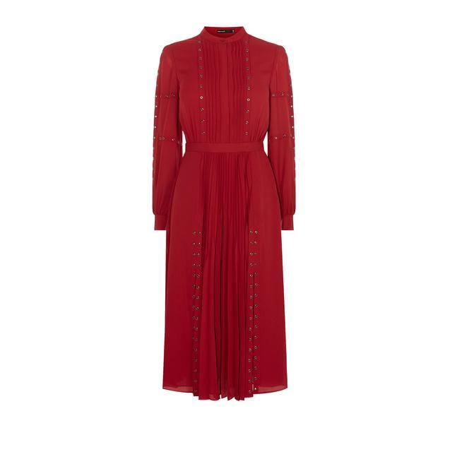 Karen Millen Studded Shirt Dress