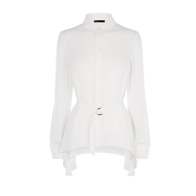 Karen Millen Belted Shirt