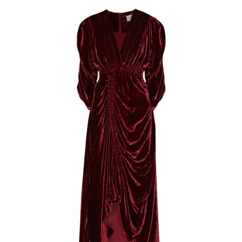 Rebecca Velvet Dress