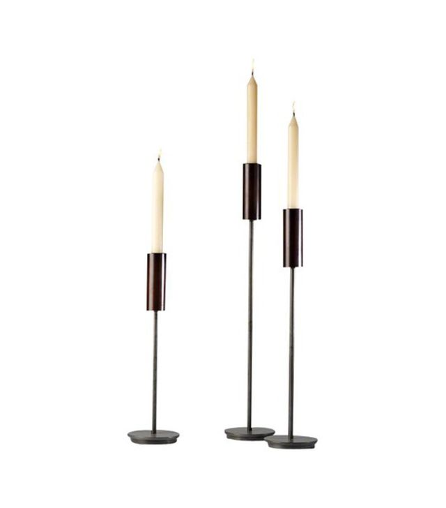 Global Views Harry Taper Candleholders
