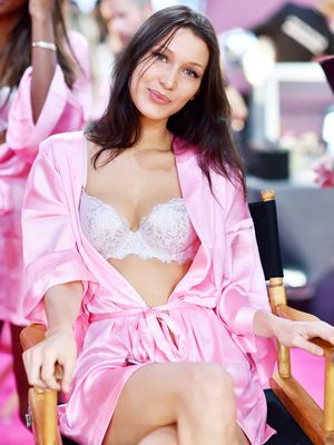 Bella Hadid's First VS Fashion Show, in 5 Photos