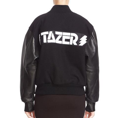 Tazer Varsity Jacket