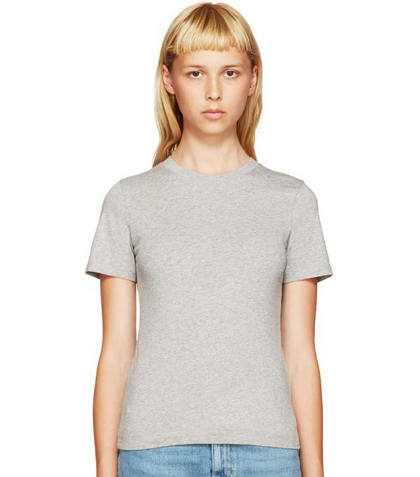 Acne Studios Grey Dorla T-Shirt