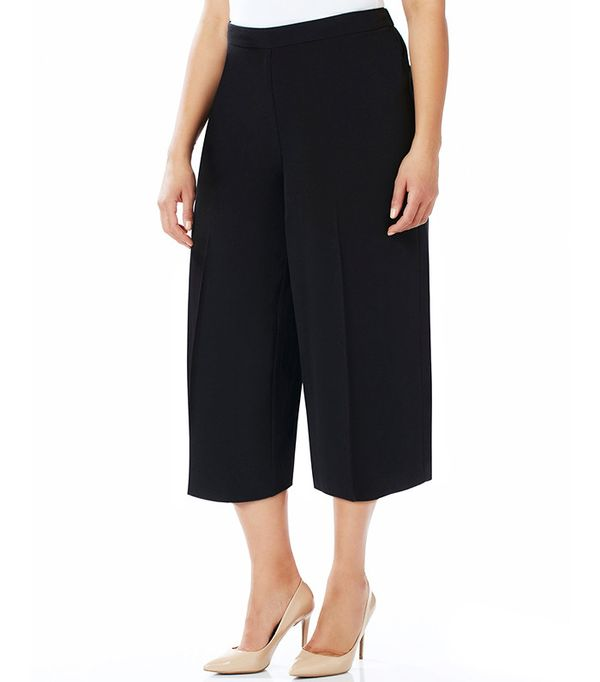 Catherines Refined Gaucho Pant