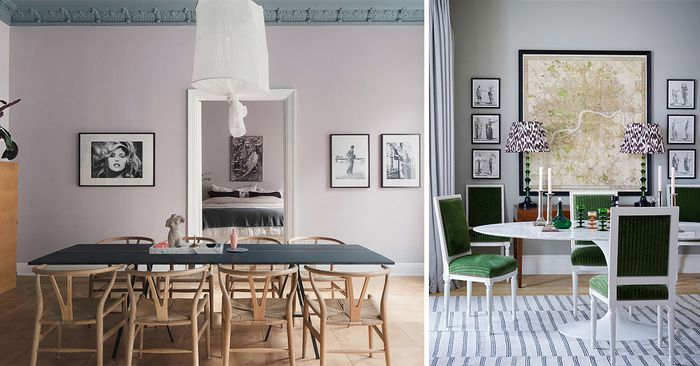These stunning colors will transform your dining room - Good colors to paint your room ...