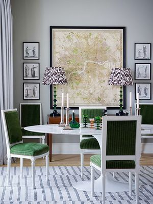 These Stunning Colors Will Transform Your Dining Room
