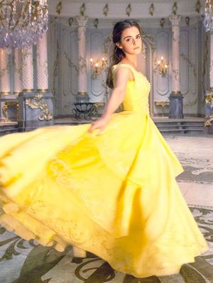 The One Thing Emma Watson Won't Wear in Beauty and the Beast