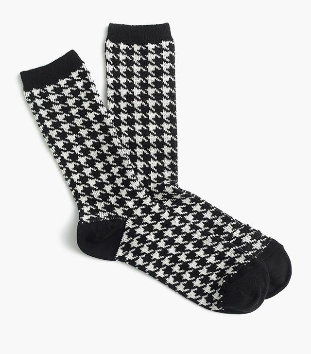J.Crew Trouser Socks