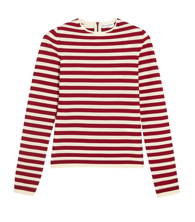 Sonia Rykiel Striped Knit Sweater
