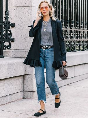The Only 5 T-Shirts Worth Buying, According to a Stylist