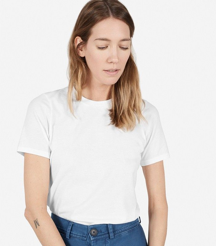 Unique The Absolute Best T-Shirts, According to a Stylist | Who What Wear DN87