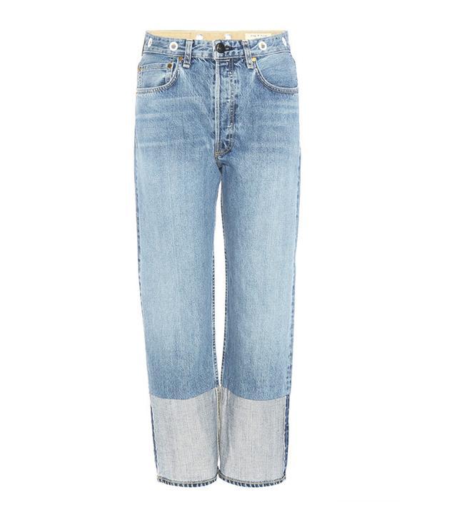 rag & bone Cropped Jeans