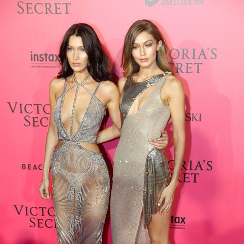 What Everyone Wore to the Victoria's Secret After Party