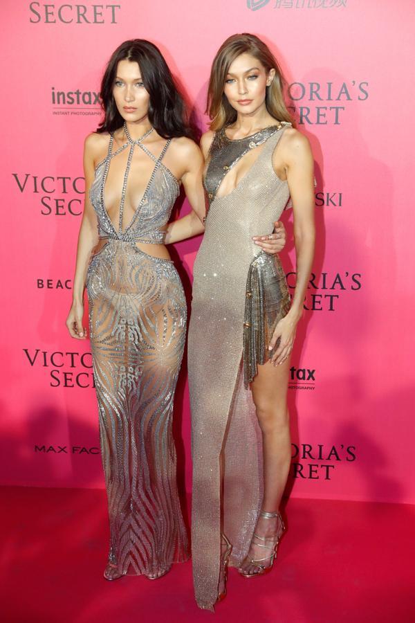 WHO: Bella and Gigi Hadid