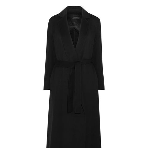 Kido Wool and Cashmere-Blend Coat