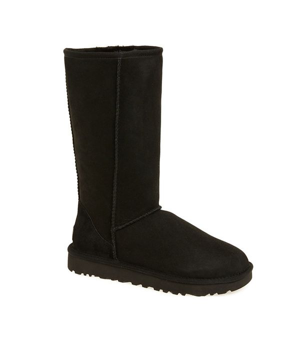 leggings and uggs: Ugg Classic II Genuine Shearling Lined Tall Boot