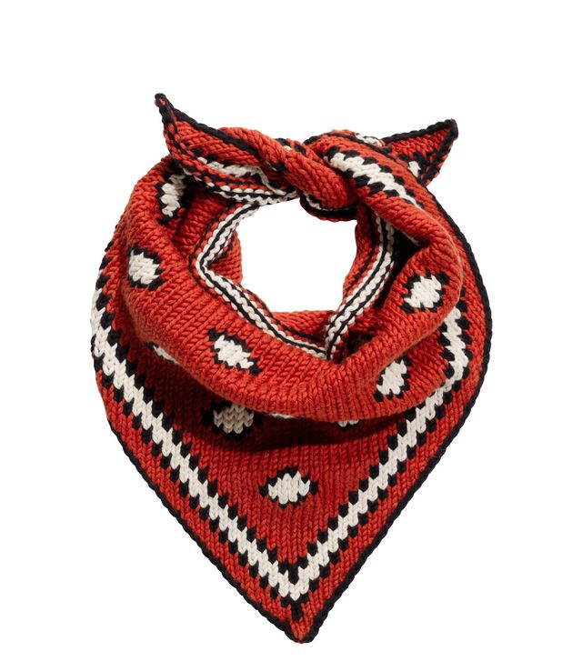 Wool And The Gang & Other Stories Say Wool Be There Scarf