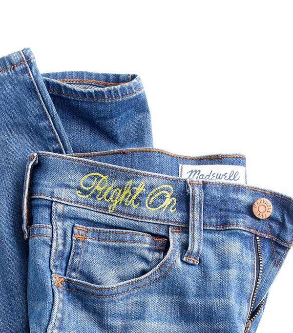 Madewell The Perfect Vintage Jean: Step-Hem Edition