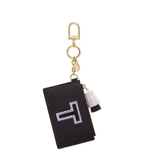 Monogram Card Case Key Fob
