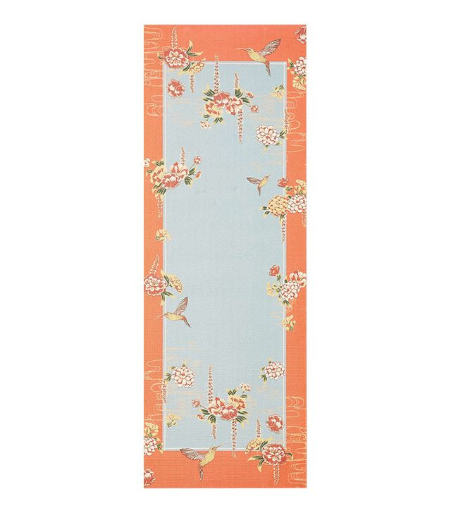 Urban Outfitters Floral Dreams Yoga Mat