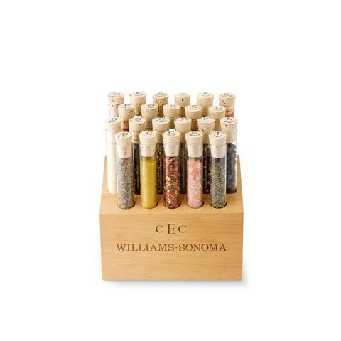 22 Vial Spice Block Set