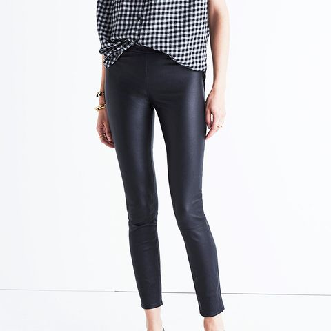 The Anywhere Leather Pants