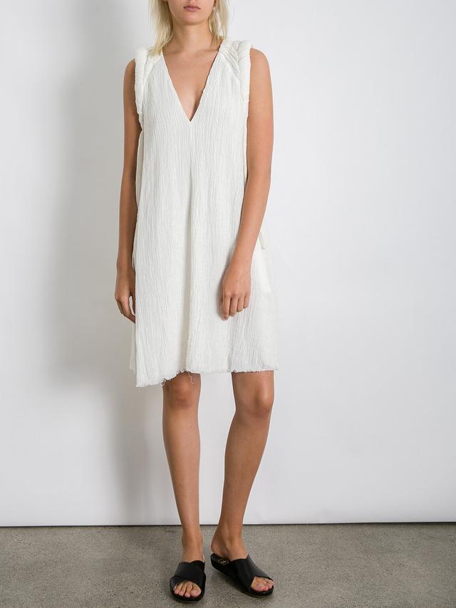 KitX Roll Sleeve Dress