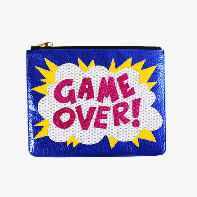 Poppy Lissiman Game Over Clutch
